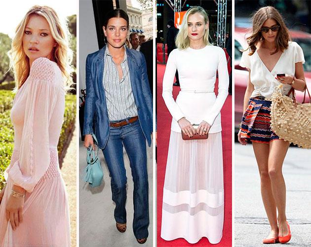 Te presentamos los iconos de moda actuales.