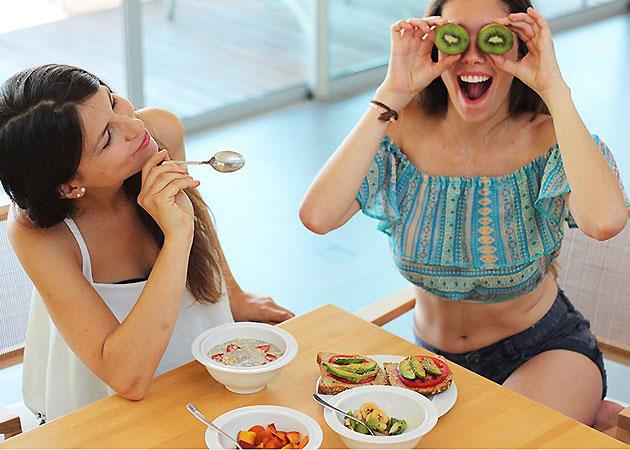 Los mejores blogs de alimentación y motivación: Yomemimo y Lemon's secrets.
