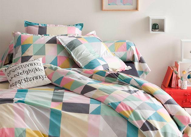 Dulces sueños en dormitorios renovados.