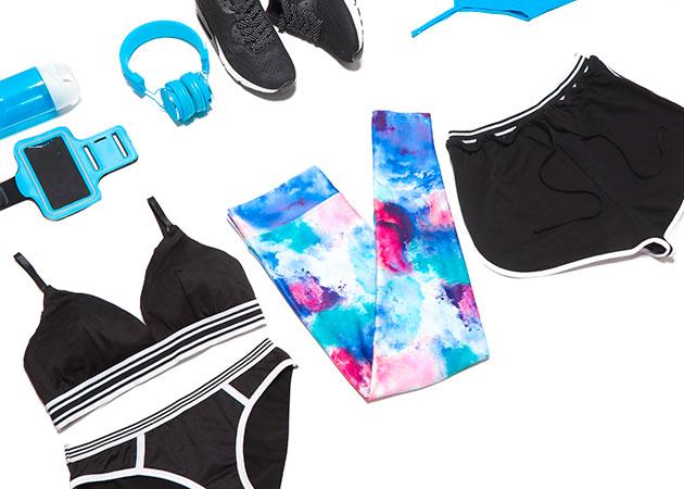 Nuestra nueva colección de gymwear es imprescindible este septiembre.