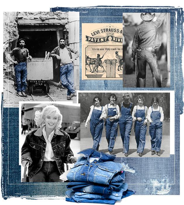 7a7978f5c5 La historia de los pantalones más conocidos de la historia  los jeans.