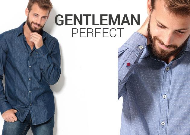 Nueva colección de hombre: camisas.