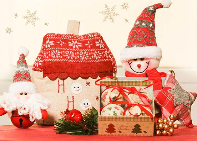 Es hora de que prepares la decoración navideña de tu hogar.