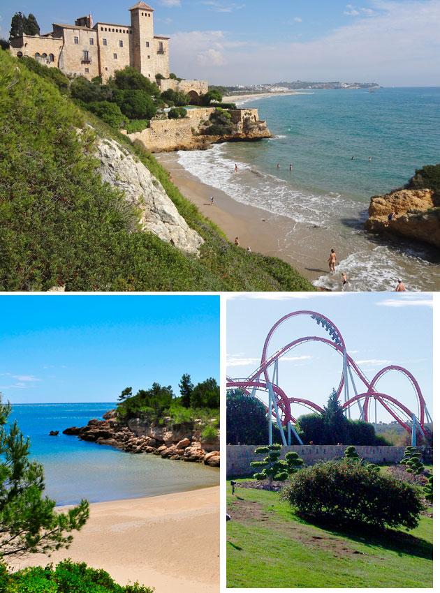 Cuatro destinos: Costa Daurada