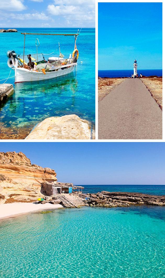 Cuatro destinos: Formentera
