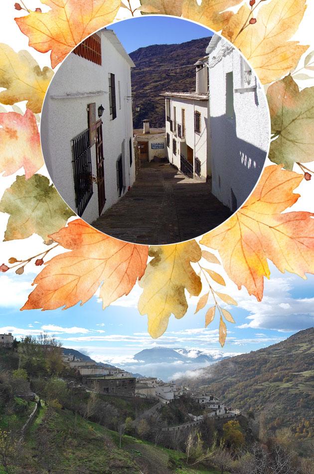Escapadas de otoño: Alpujarras