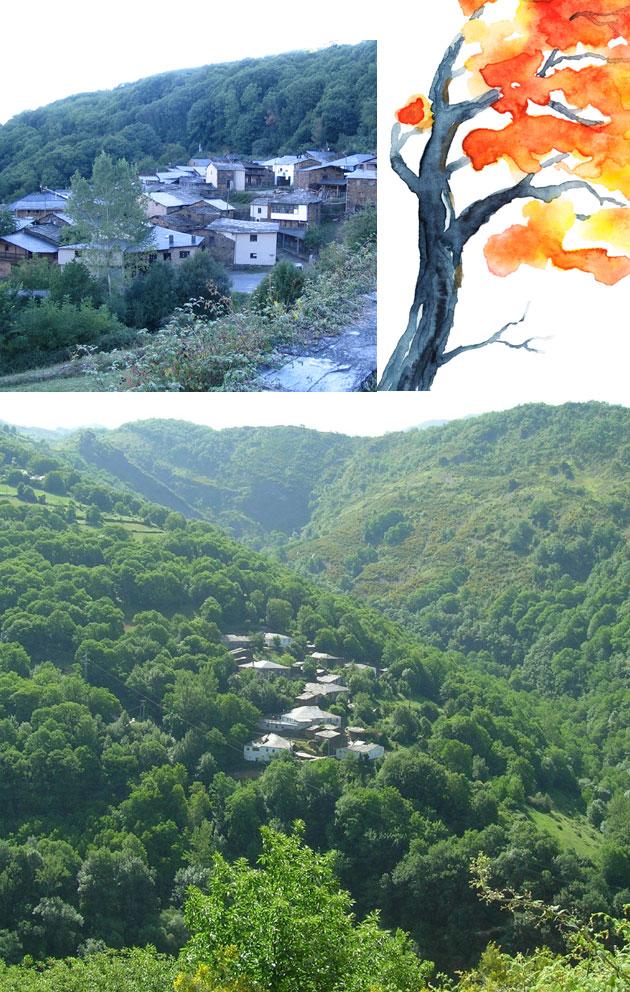 Escapadas de otoño: Serra do courel