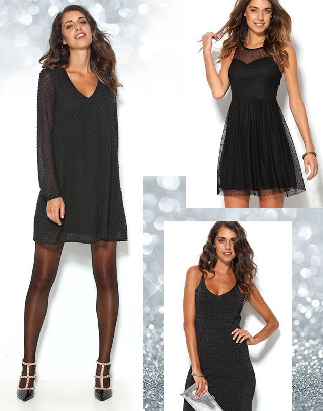 De fiesta:vestidos