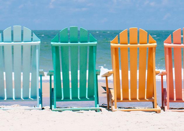 colores verano