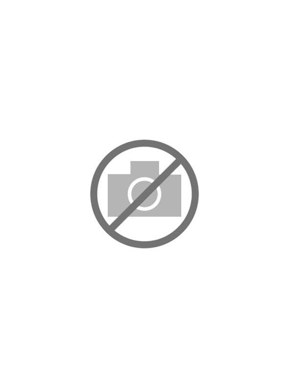 Blusa mujer de finos tirantes estampado bicolor - VENCA